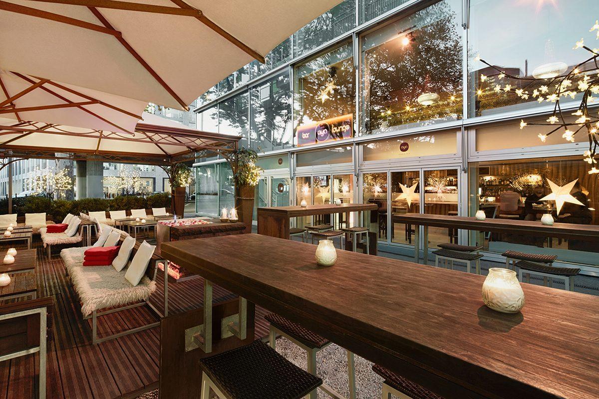 Winter Lounge Zuerich Aya Bar